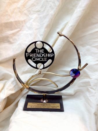 small friendship circle award