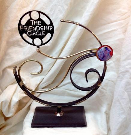 medium friendship circle award