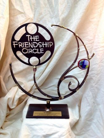 large friendship circle award